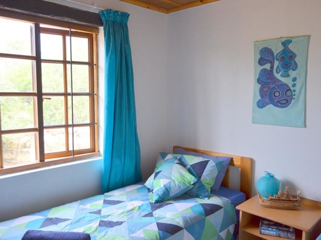 Lechwe Cottage - Second Bedroom