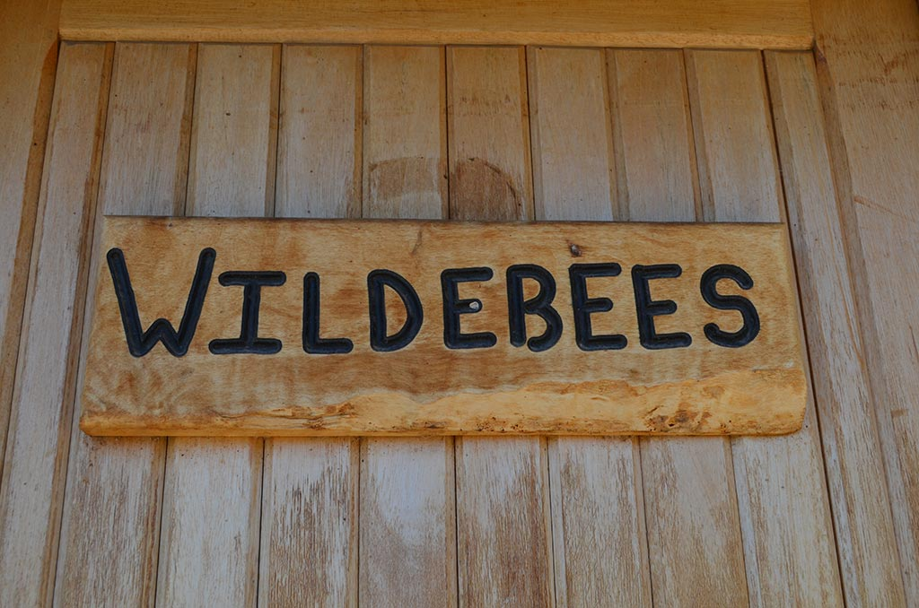 Wildebees Rondawel