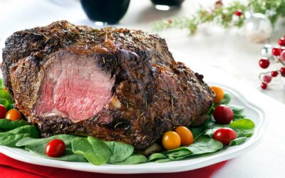 Boomplaats Festive Prime Rib – with organic grass-fed beef